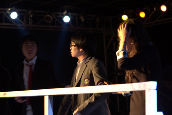 Performing on origianal music drama 'Repeat mark(DoDoRiPyo)'